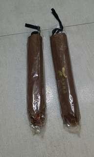 兩傘(一套兩把)