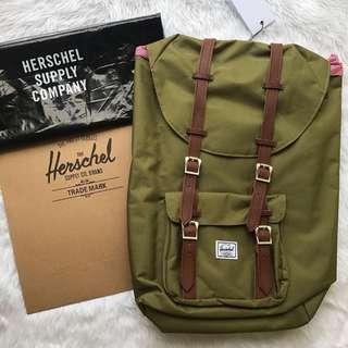 New designs for Herschel bags! 100% Original.