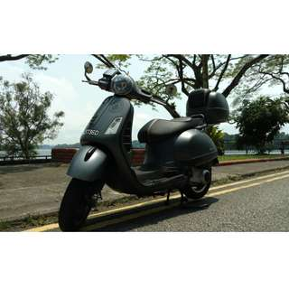 VESPA GTS SUPER 300 IE ABS/ASR