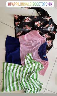 120rb 3pc SALE