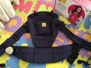 Lillebaby complete carrier blue
