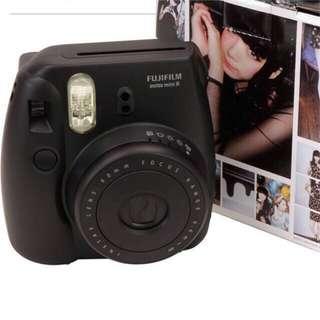 Instax Mini 8 Black (limited edition)
