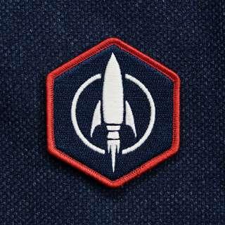 PDW - Rocket Badge V3