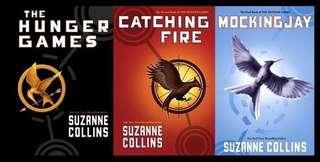 BNIP The Hunger Games Trilogy Books