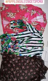 120rb 3pc SALE NEW