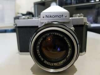 Nikomat+F1.4
