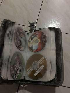 Cd/dvd take all.. more than 100
