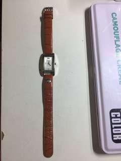 Authentic Lacoste slim watch