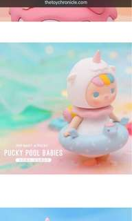 Pucky Pool Baby Unicorn