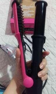 instyler rambut pink #instyler#catokan