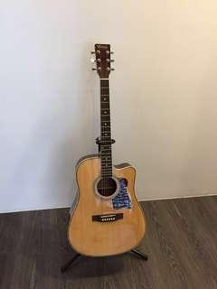 Woods 民謠 木吉他 Acoustic guitar