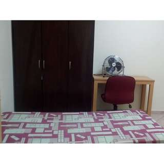 Common room for rental at Blk 264 Bukit Batok East Ave 4