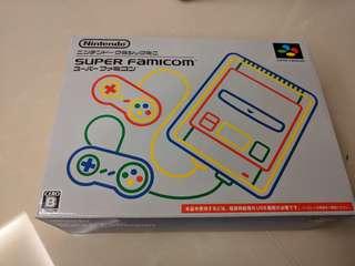Brand new Nintendo super Famicom 20+1 games