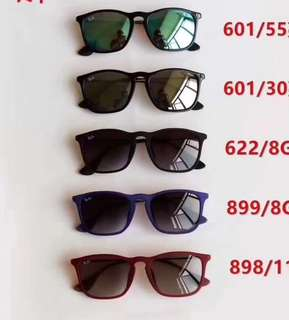 Ray Ban Chris rb4187 made in Italy brand new full packages original RayBan