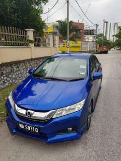 Honda City V-  Test Drive Available