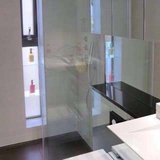 New condo with Swimming and gym, master room attached bathroom at $900 monthly only!