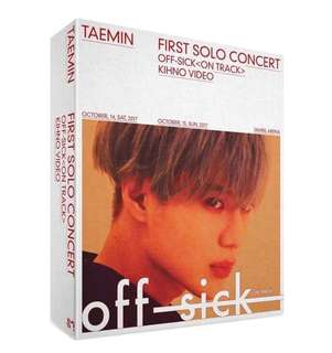 TAEMIN First Solo Concert OFF SICK <ON TRACK> KIHNO VIDEO