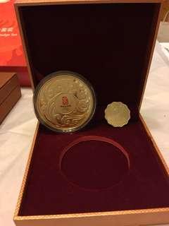 2008 北京奧運記念幣一個