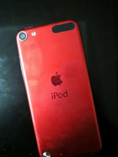 Ipod 5th Gen - Red