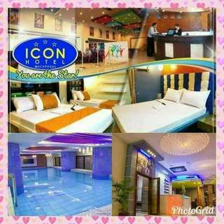 ICON HOTEL VOUCHER