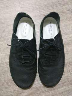 Genuine Another Sole black holly oxford shoes