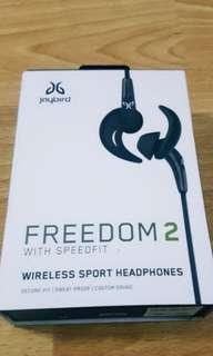🚚 *SALE!* Jaybird Freedom 2 'Stealth Black' Wireless Earbuds