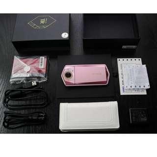 CASIO TR80 自拍神器 美顏相機 粉紅 色 EX - TR80 超新 公司貨