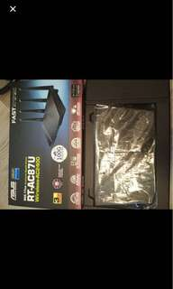 Asus RT-AC87U wireless router