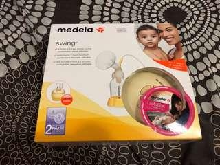 Medela Swing Electric Breast Pump + FREE Gift!