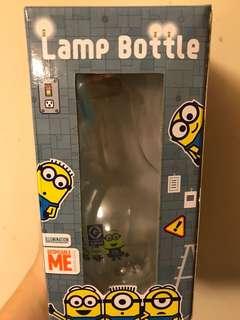 [全新] Minions燈泡樽