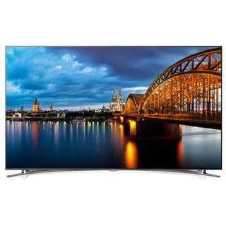 Samsung UA65F8000K 65 inch smart 3D motion control TV