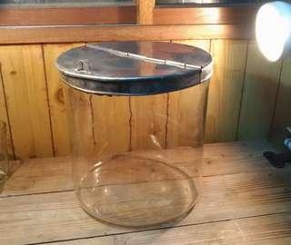 玻璃甕—古物舊貨、早期玻璃罐收藏