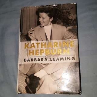 Katharine Hepburn by Barbara Leaming (Hardbound)