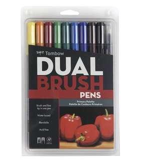 Tombow Dual Brush Pen, primary