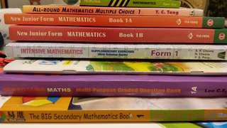F.1 supplementary execises Maths  n science