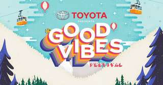 GOOD VIBES FESTIVAL AT GENTING 2018