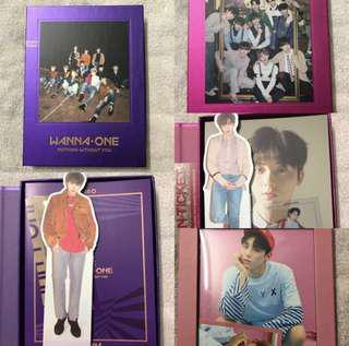 [WTS] WANNA ONE To Be One and Nothing Without You Albums