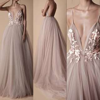 Fae evening gown