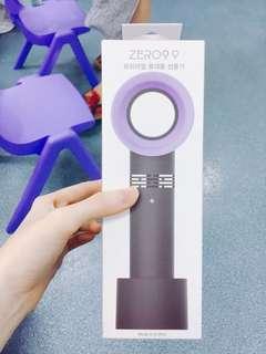 Zero 9 韓國便攜式風扇