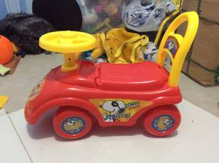 Ride on Car Snoopy