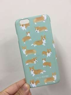 iPhone 6/6s Case - Corgi