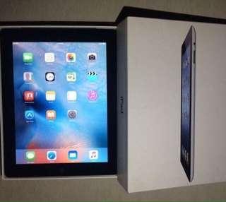iPad 2 with sim, 64GB- Original