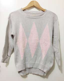 (New) knitted pullover