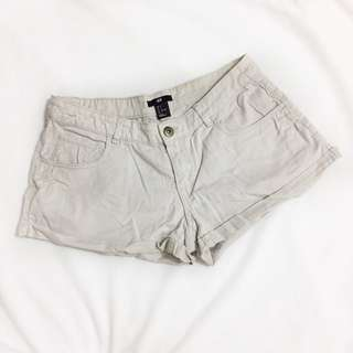 H&M shorts (denim material)