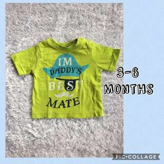 Mother Care Apple Green top