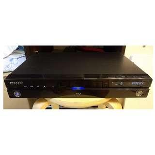 Pioneer BDP-LX52 Blu Ray Player 先鋒高級藍光影碟播放機