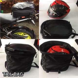 Motor Tail Bag- Waterproof Bag