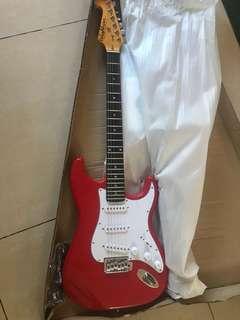 Washburn Sonamaster WS300R Electric Guitar