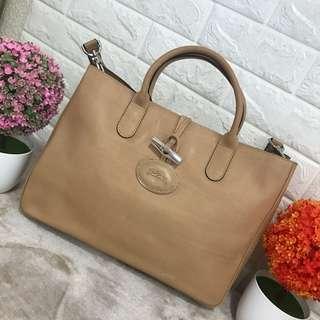 Longchampleatheri limited edition