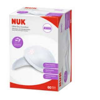 NUK Ultra Dry Breast Pad/ Breastpad (60Pcs) ***Best Buy Item***